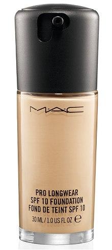 maquillaje mac base